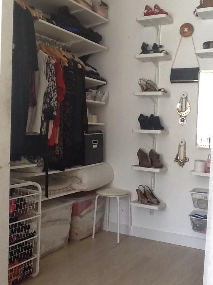 Pimpish Diy Walk In Closet