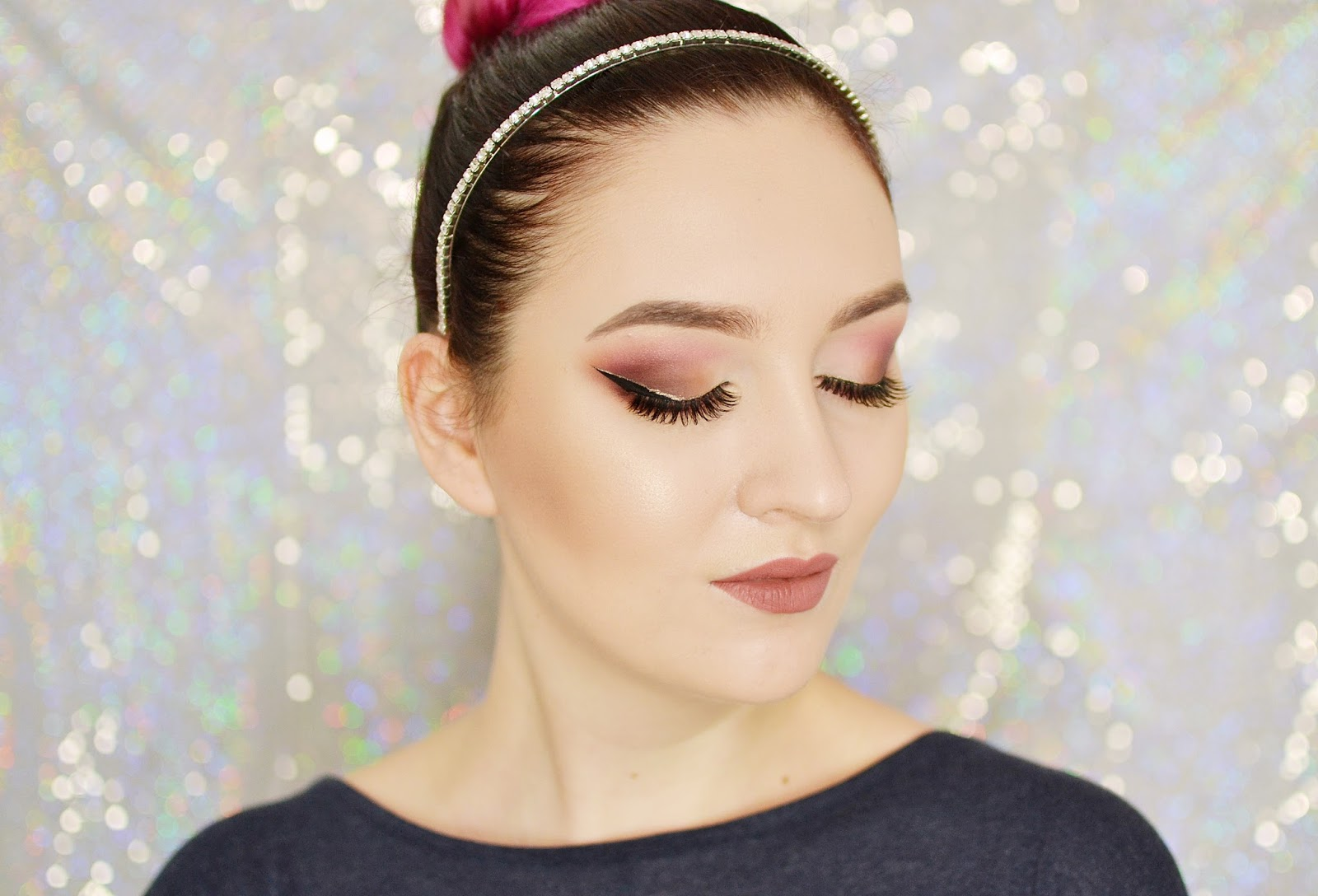 makijaż wieczorowy tutorial