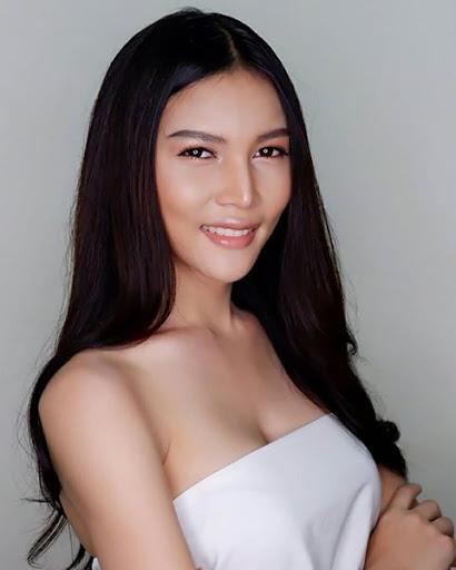 Nano Cheena @nano__cheena most beautiful Thai transgender model girl Instagram