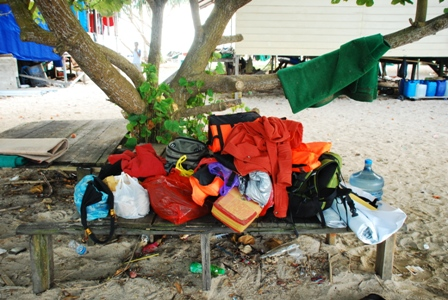 tips liburan murah backpacking