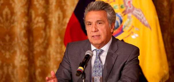 Diálogos y lucha anticorrupción rubrican los 100 días de Moreno