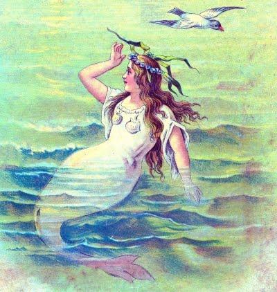 free clip art mermaid picture