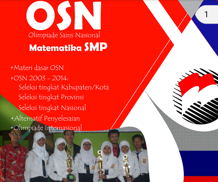 Download Modul OSN Matematika SMP