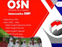 Download Modul OSN Matematika SMP