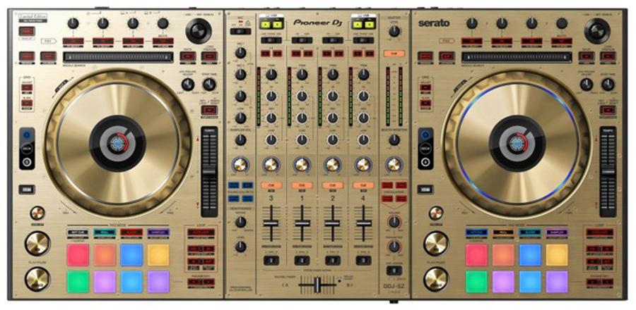 Skin Para Virtual DJ 8 Pioneer DDJ-SZ Deluxe Grátis - Foto 01