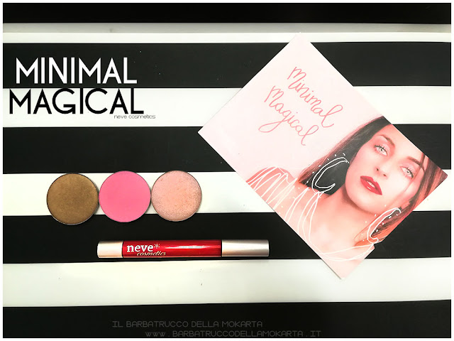 9f51d299d5 MINIMAL MAGICAL - NEVE COSMETICS makeup, review, swatches , pareri e ...