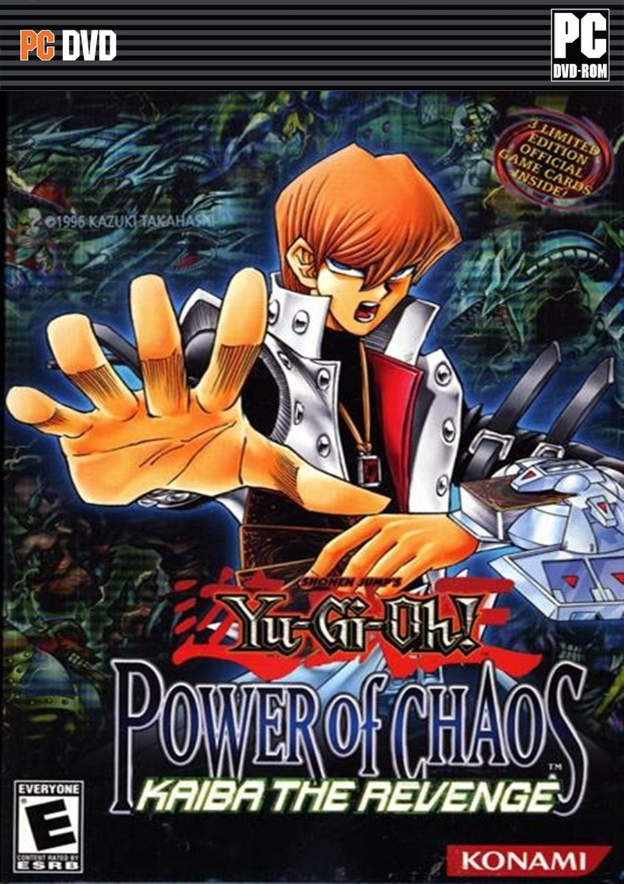 OF CHAOS GRATUIT THE GRATUIT REVENGE KAIBA POWER YU-GI-OH TÉLÉCHARGER