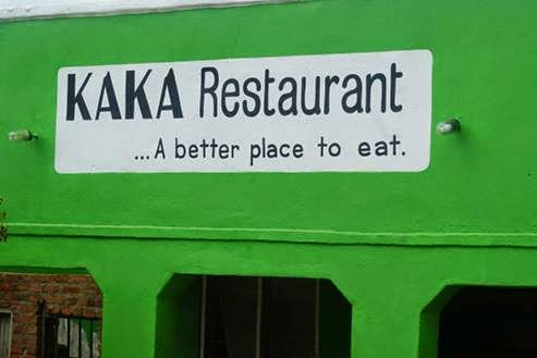 Funny Kaka African restaurant - a better place to eat