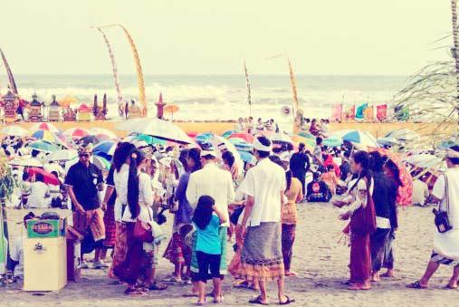 Pantai Parangkusumo Yogyakarta