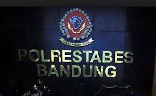 Polrestabes Bandung Bentuk Timsus Prabu