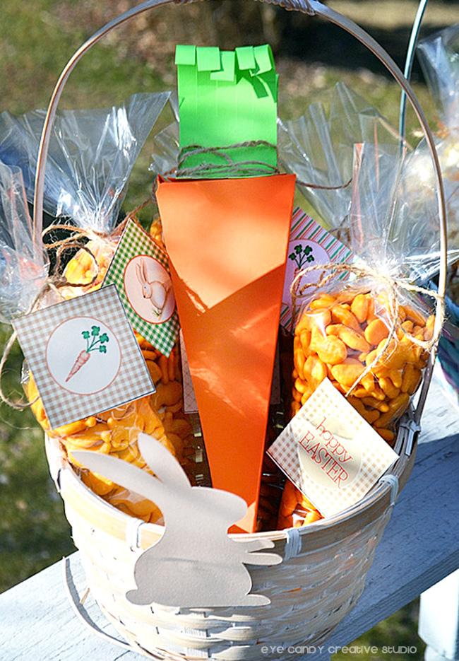 easter basket, hop on over, spring, easter bunny, snacks for easter