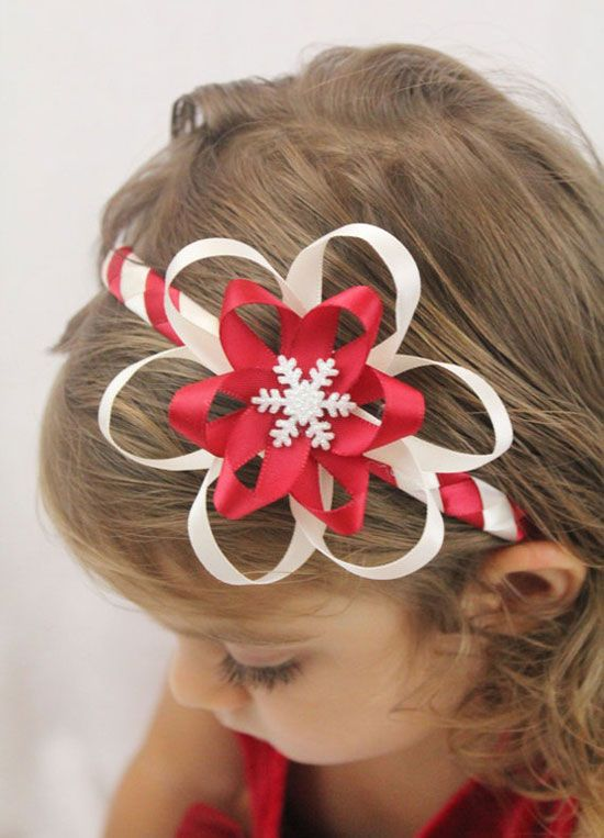 Gorgeous Christmas Hair Accessories  The HairCut Web