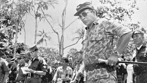 Proses Jalannya Pemberontakan G30-S PKI