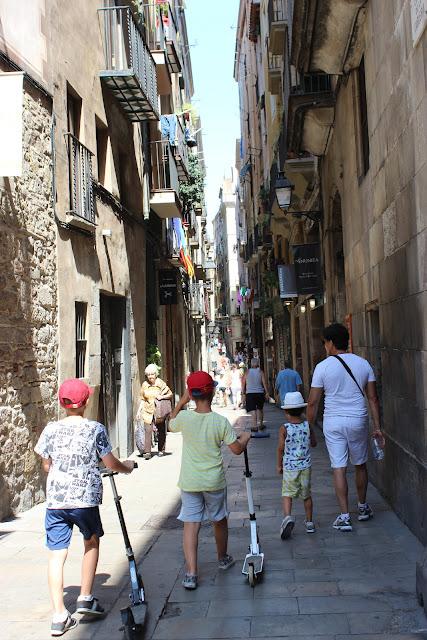 Visite de barcelone