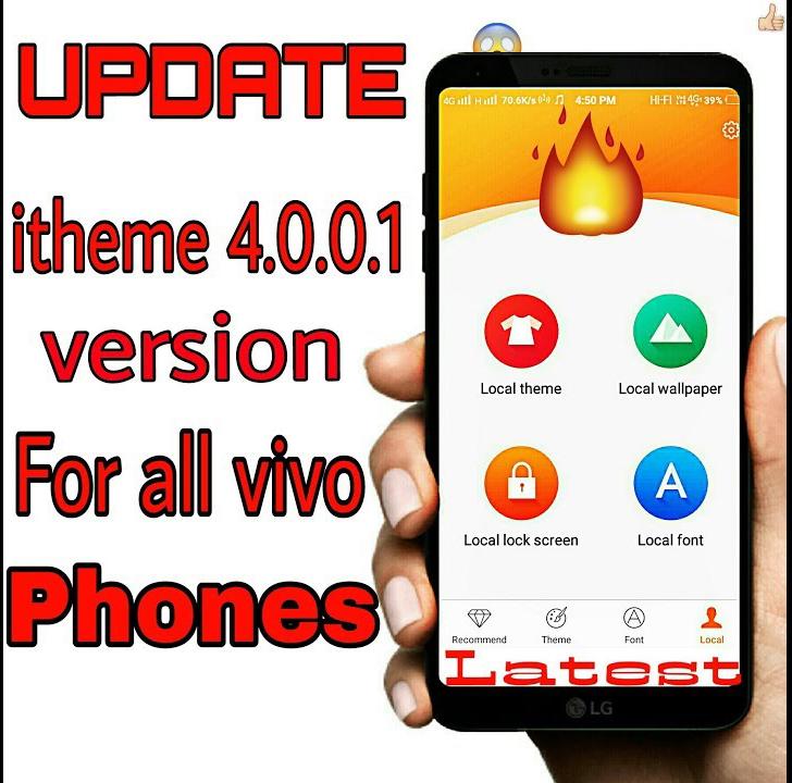 Vivo Itheme Download