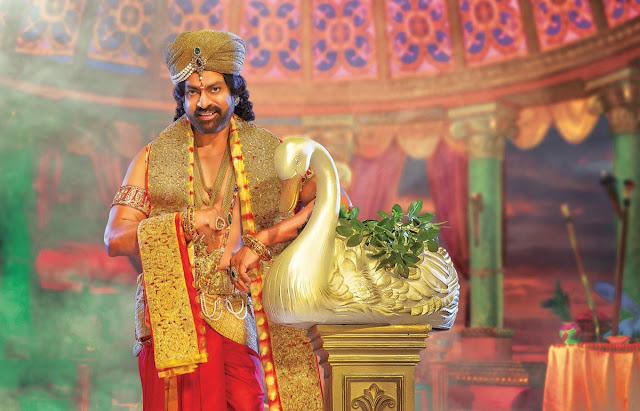 jagapathi babu in Om Namo Venkatesaya Latest Pics