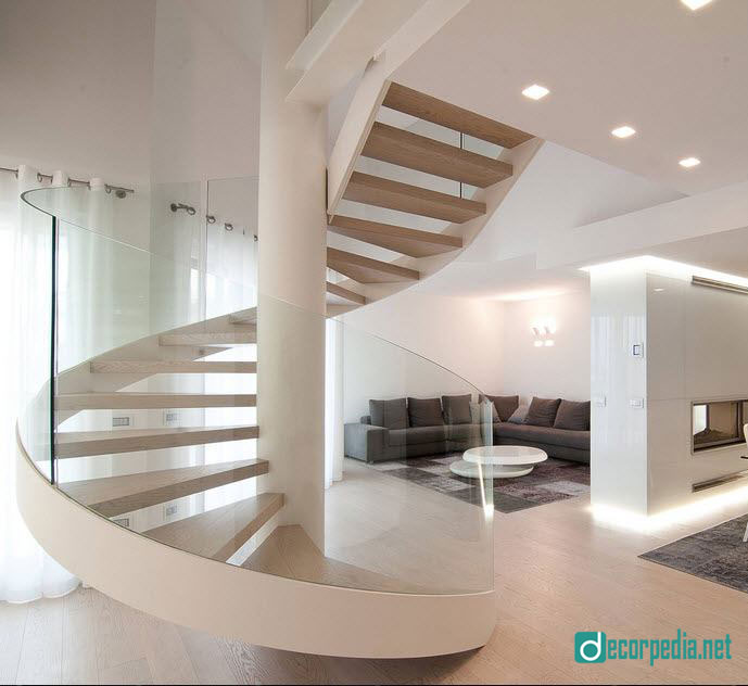 Modern Spiral Staircase Designs Top Types And Tips For Choice
