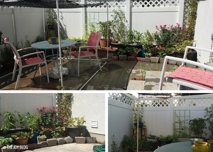 A Rearranged Garden // WWW.THEJOYBLOG.NET