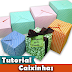 Mini base criativa - Caixa de presente
