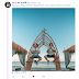 O Steve Aoki διακοπές στη Σαντορίνη