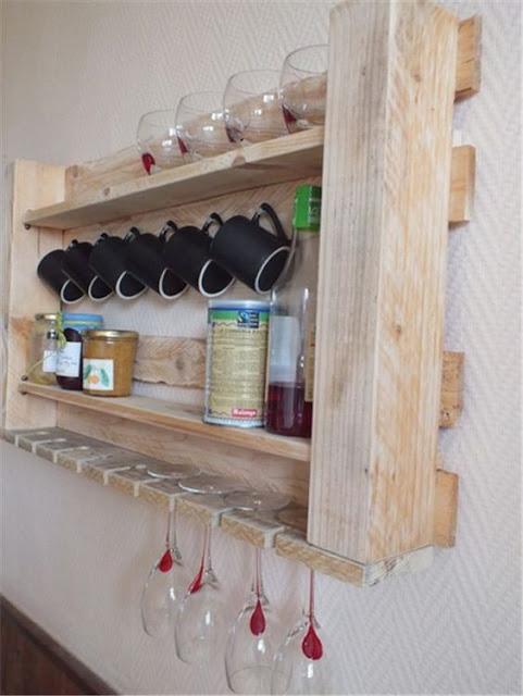 Móveis de palette para casa: decoração sustentavel