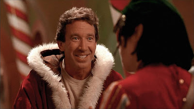 Tim Allen as Scott Calvin in Disney's The Santa Clause
