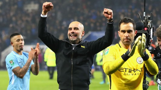 "Santa Cruz joined the Cityzens in 2009, a year after their acquisition by Sheikh Mansoor.      Guardiola's men are currently on a 16-game winning run and are 11 points clear, but Santa Cruz will prefer to wait after December, before considering City as champions.     ""The results speak for themselves,"" Santa Cruz said. ""16 victories in a row is not normal, it's a historic record."
