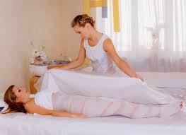 firming wrap spa