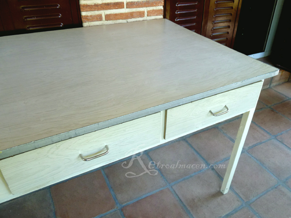 Retroalmacen tienda online de antig edades vintage y decoraci n impresionante mesa - Mesa cocina vintage ...