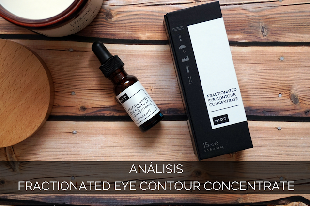 ANÁLISIS | FRACTIONATED EYE CONTOUR CONCENTRATE