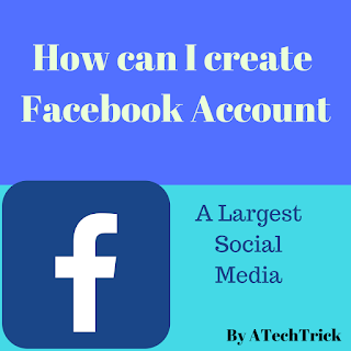 create facebook account easily