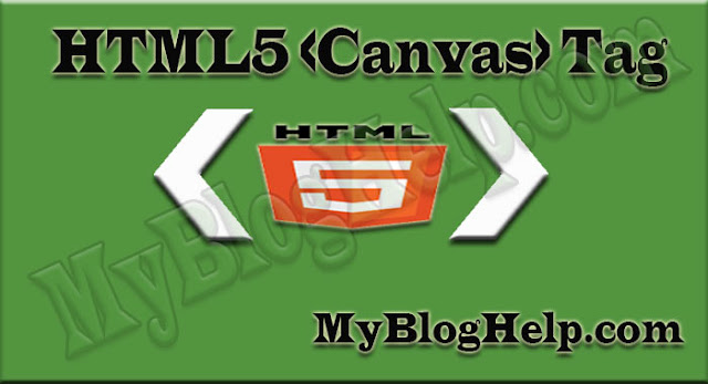 canvas tag in html5