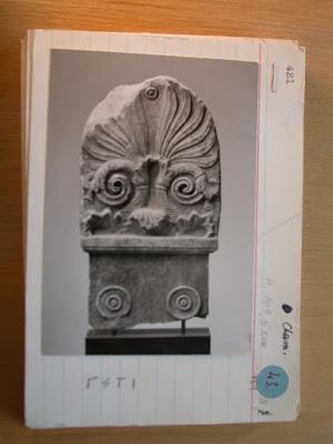 Κλεμμένη μαρμάρινη ταφική στήλη από την Αττική βγαίνει σε δημοπρασία στον Sotheby's