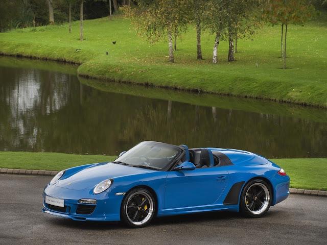 2011 Porsche 911 Speedster For Sale At Tom Hartley For Gbp 284950