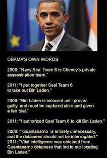Obama - Seal Team 6