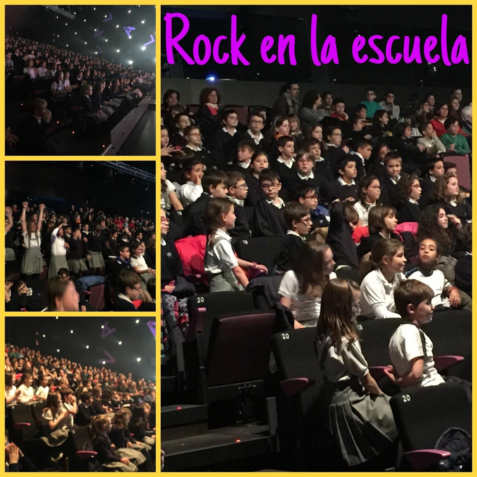 Agustinas Valladolid - 2017 - Primaria 3 4 - Rock en la Escuela