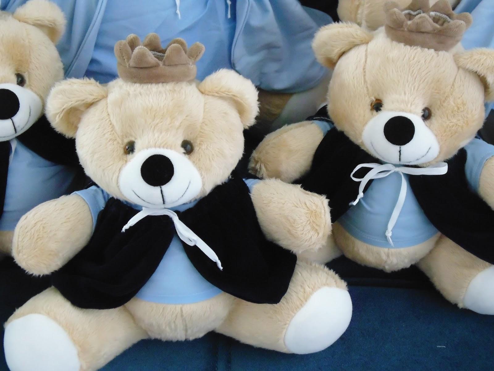 Imagens de urso de pelucia para decoração