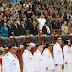 Wawali Mor Bastiaan Hadiri Pelantikan Lima Kepala Daerah Terpilih