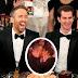 Globo de Ouro: Ryan Reynolds ganha selinho de Andrew Garfield durante premiação