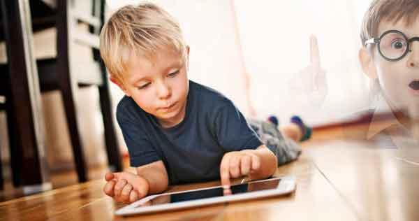 Es buena idea que tu hijo tenga una tablet