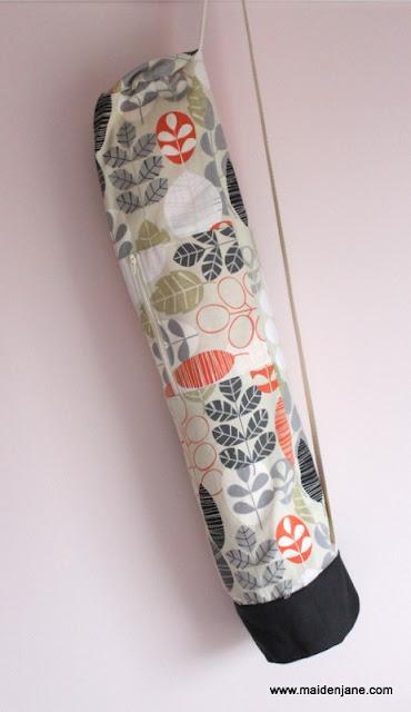 Custom Sewing – Yoga Mat Bag