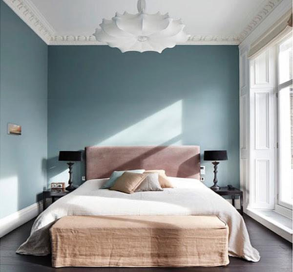8 Homey Bedroom Ideas That Will Match Your Style: Ideas Para Pintar El Dormitorio: ¿Cuál Es Su Color