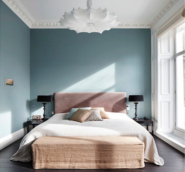 Bedroom Ceiling Trim Bedroom Colours Wall Warm Relaxing Bedroom Colors Shabby Chic Bedroom Colours: Ideas Para Pintar El Dormitorio: ¿Cuál Es Su Color