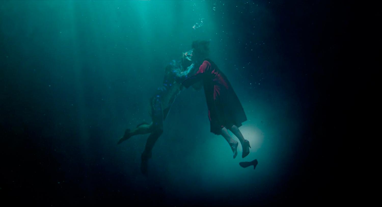 'La forma del agua' de Guillermo del Toro - protagonistas 2