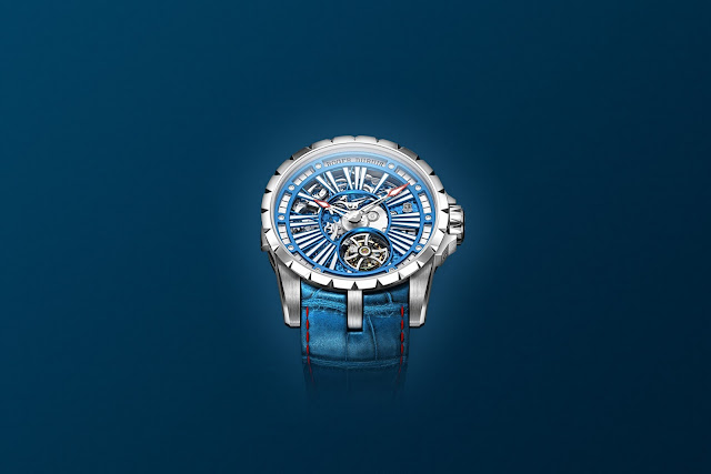 Launch of the power-packed Excalibur Millésime timepiece