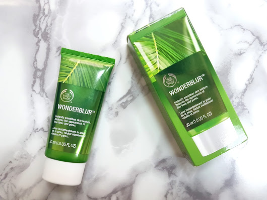 According to Mimi: The Body Shop Wonderblur Face Primer