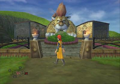 Dragon Quest VIII - El Periplo del Rey Maldito - Mansión de Félix