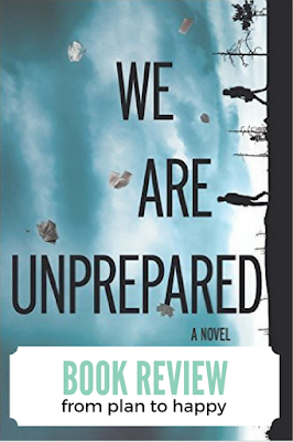 Maybe don't read We Are Unprepared by Meg Little Reilly on a stormy day, unless you don't mind nightmares!