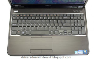 Dell Inspiron N5110 Latest Drivers for Windows 7 32/64bit