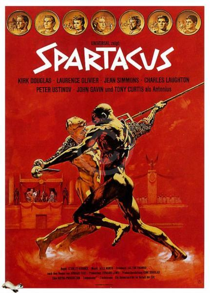 Spartacus hd movie download